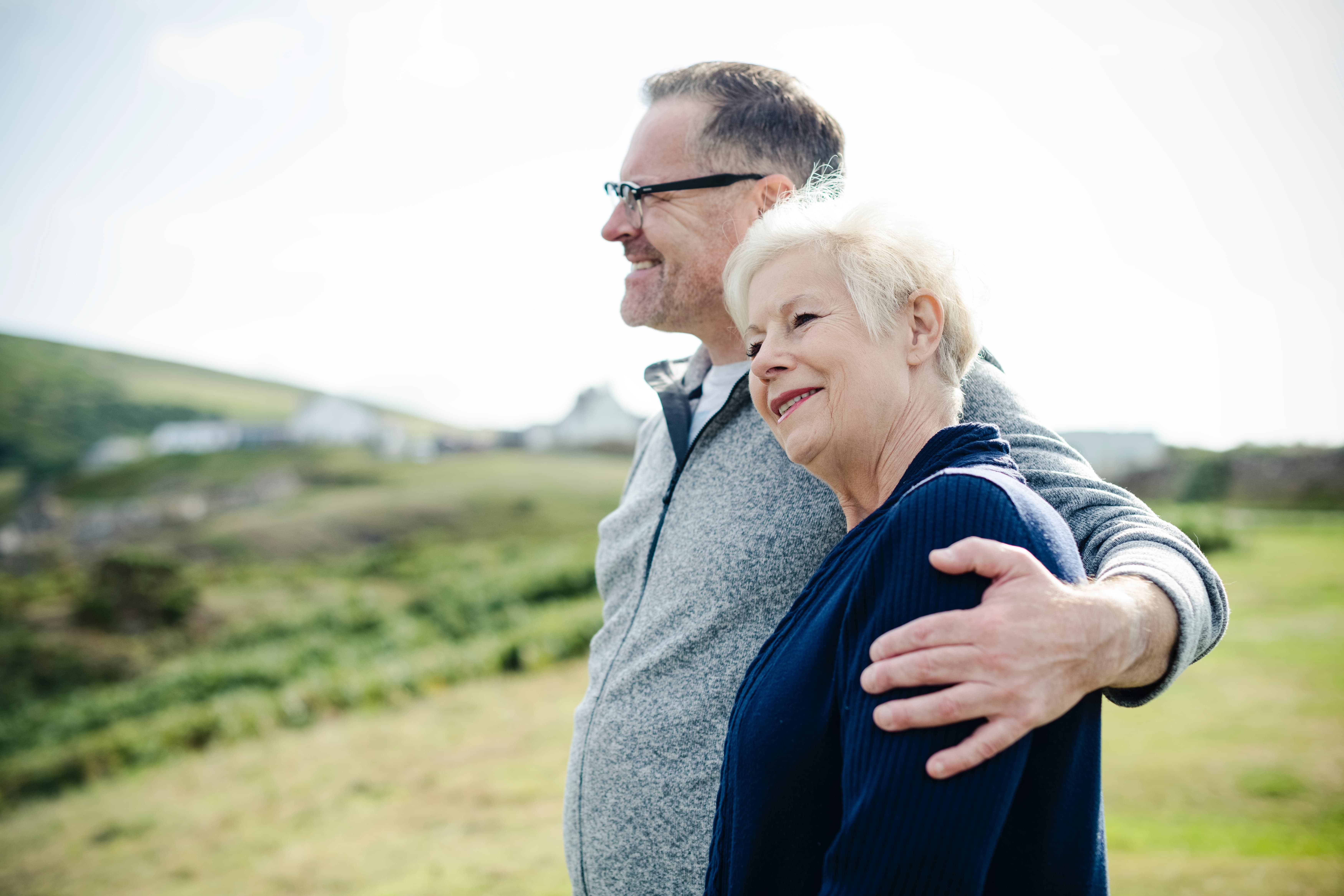Huwe & Elaine can focus more on enjoying their retirement and less on work