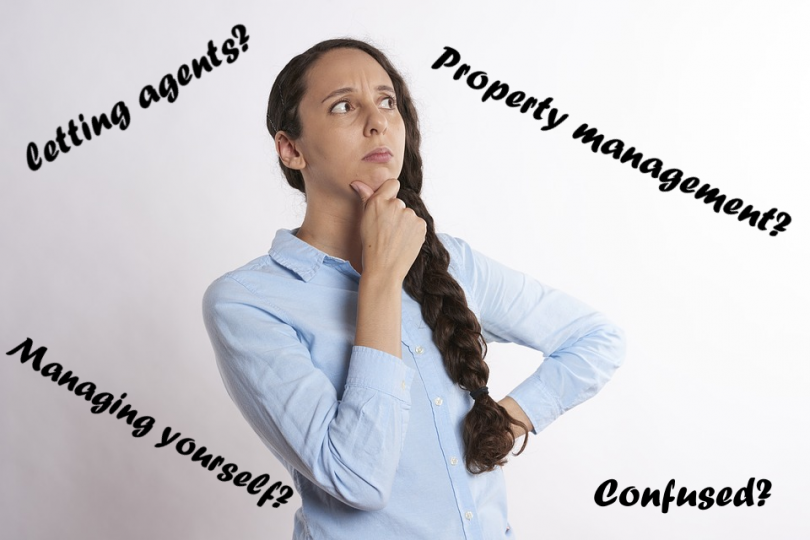 Letting Agents, Property managers or managing yourself. Which is best?